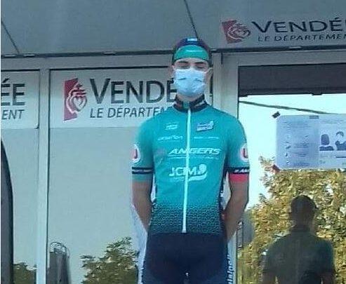 Antoine Huzeau en grande forme !
